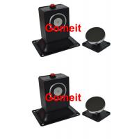China Floor Mounted 12VDC Electromagnetic Door Holder 60kgs 130lbs Holding Force wholesale