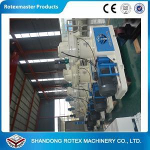 China Green Energy Fir wood pellet maker machine wood pelleting machine on sale