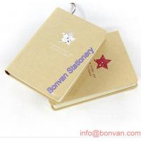 China leather hardcover notebook of a5 size,Hot colorful Pu leather emboss A5 bandage wholesale
