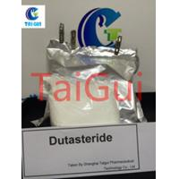 China Dutasteride Pharmaceutical Raw Steroid Powders CAS 566-48-3 Dentist Anesthetic Anodyne wholesale