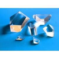 Buy cheap 40 / 20 Surface Corner Cube Prism 90 % Clear Aperture For Support Frame from wholesalers