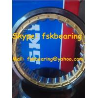 China SKF Explorer Cylindrical Roller Bearing with Brass Cage for Oil Field Industries wholesale