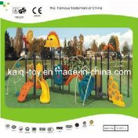 China Environment-Friendly Animal Series Outdoor Playground Equipment (KQ9124A) wholesale