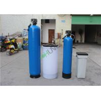 China Reverse Osmosis Commercial Water Softener , Blue Ro Water Softener System wholesale