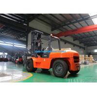 China Timber Industry Forklift Lifting Device , Industrial Lift Truck 2 Stage 3m Mast on sale