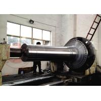 China Marine Industrial Heavy Steel Forgings , Forged Drive Shaft / Transmission Shaft wholesale