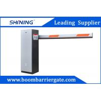 China 3s High Speed Security Boom Barrier Gate / Swing Arm GateWith Pressure Sensor wholesale
