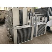 China Multipurpose Flat Tube Heat Exchanger For Commercial A/C Industrial Refrigeration wholesale