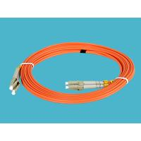 LC MM Fiber Optic Patch Cord, SM PC≥ 50dB Return Loss