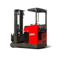 China Warehouse Electric Reach Truck Forklift Lift Capacity 2 Ton Max Lift Height 12 M wholesale