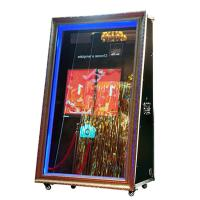 China 55 Inch Touch Screen Selfie Mirror Photo Booth wholesale