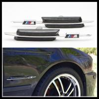 Buy cheap For BMW Car Auto Facelift steering Fender Side Lights smoked ///M LED side from wholesalers