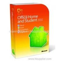 China HOT selling  Office 2010 Home and student   product key card (PKC) wholesale