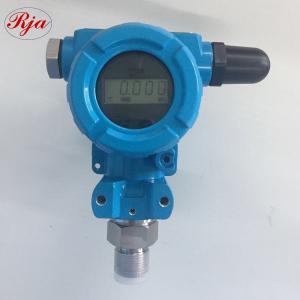 China Digital Display Water Oil Gas Pressure Sensor RS485 Pressure Transmitter 4-20mA wholesale