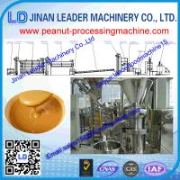 Buy cheap food processing machinery for food peanut butter peanut butter making machin from wholesalers
