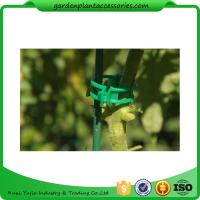 China Colorful Garden Plant Accessories Plastic Garden Plant Clips / Plant Support Clips 45*40*50 Colorful wholesale