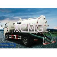 Wholesale 9.0L Special Purpose Vehicles, Vac Truck For Transporting Feces / Sludge / Screes from china suppliers