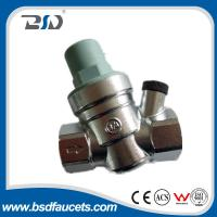 Quality Mordern design hot-selling brass water pressure reducing relief valve for sale