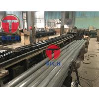 China High Precision Seamless Round Structural Steel Tubing ASTM A53 Standard wholesale
