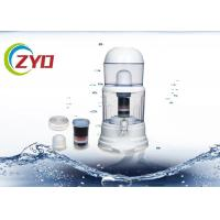 China 16L Faucet Water Purifier 7 Grade Filtration System CE / ACS Approval on sale