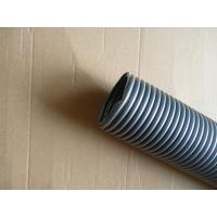 125mm High Pressure PVC Flexible Air Duct Hose With Black Or Grey Color