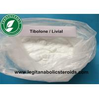 China Pharmaceutical Steroid Livial Tibolone For Sexual Dysfunction CAS 5630-53-5 wholesale