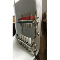 China 304 Stainless Steel Floor Heating Manifold In Center Heating wholesale