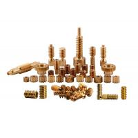 China Industrial Miniature Brass Worm Gear Small Customized Machinery Parts wholesale