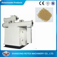 Quality Horizontal ring die poultry farm Animal Feed Pellet Machine large capacity for sale