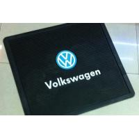 China Durable Eco Friendly Rubber Auto Mat Square Anti Fatigue Mat With Logo wholesale