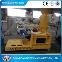 Quality Energy Saving Flat Die Wood Pellet Machine Biomass Waste Wood Pellet Mills for sale