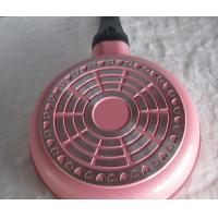 Quality Eco-friendly 20CM Nonstick Frying Pans With Spiral Bottom for sale