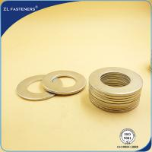 China Extra Large Flat Washers DIN 9021 / Galvanized Flat Washers DIN 125A wholesale
