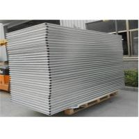 Quality Cleaning Room Ceiling / Wall Composite Sandwich Panels EPS Sandwich Panel Coating for sale