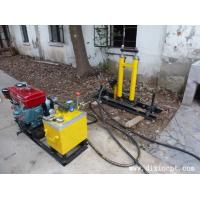 Buy cheap Hydraulic Quick Coupling Cone Penetration Test Apparatus Weight 180kg ISO9001 from wholesalers