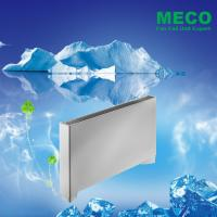 China Ultra Thin Vertical Fan Coil Units super slim design for cooling and heating in room wholesale