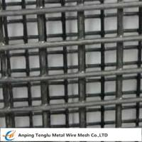 China Mild Steel Welded Mesh |2 x 2 Mesh Size With 10Guage Wire on sale