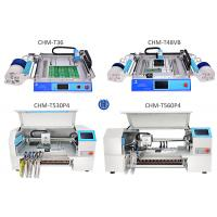 China Charmhigh table top SMD LED SMT Pick And Place Machine 4 Models CHMT36 CHMT48VB CHMT530P4 CHMT560P4 wholesale