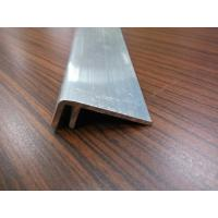 Quality 6063T5 Mill Finish Aluminium Angle Extrusions with Different Sizes Stock Mould for sale