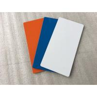 China Various Colors ACP Sheet Sign Boards Pollutant Resistance Easy To Maintain wholesale