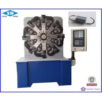 China Computer - controlled CNC Spring Manufacturing Machine , Feed Speed 150m / min wholesale