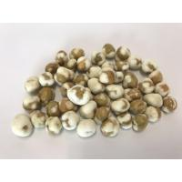 China Nutural Coated Wasabi Green Peas Crispy Taste Snack Good For Spleen / Stomach wholesale