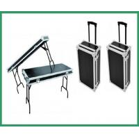 China 9mm Plywood Aluminum Tool Cases Portable Stage Folding stage Platform For Event wholesale