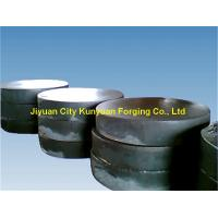 Industrial Carbon / Alloy Steel Heavy Disk Forgings