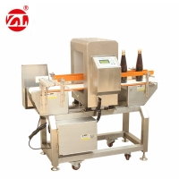 China Customized Food Metal Detector Machine For Testing Various Bottles on sale