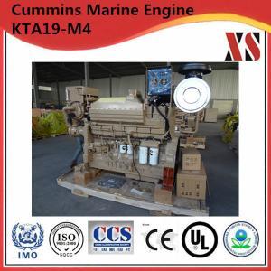 Hot Sale! Cummins marine diesel engine KTA19-M4