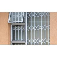 Quality High Strength Aluminium Security Window and Door for sale