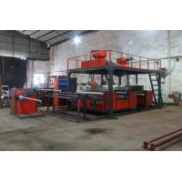 China Plastic Co - Extrusion Air Bubble Film Making Machine Three Layers wholesale