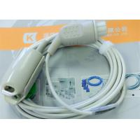 China CE And ISO Approved Datex Ohmeda round 10 Pin Adult Finger Clip SpO2 Sensor wholesale