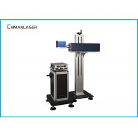 China Detached CO2 Laser Marking Machine Flying Marking Production Line For Plastic on sale